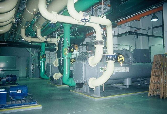 Project in Saudi Arabia