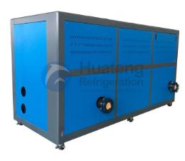 Water Cooled Chiller Manufacturer