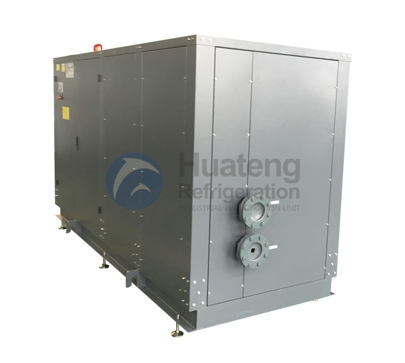 Features of Water Cooled Chiller Machine
