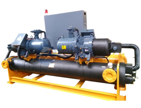 Water Cooled Screw Chiller Supplier