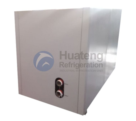 Features Of Water Cooled Scroll Type Heat Pump