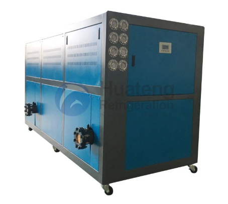 Description Of Water Cooled Scroll Type Chiller