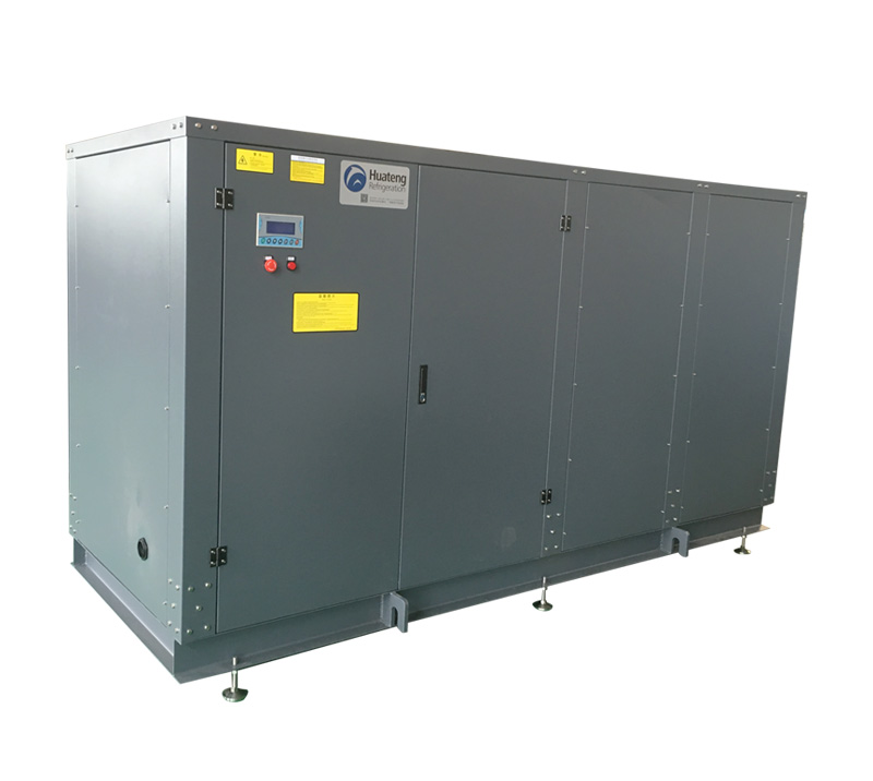 Water Cooled Chiller Machine