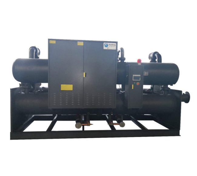 Auto Water Cooled Chiller