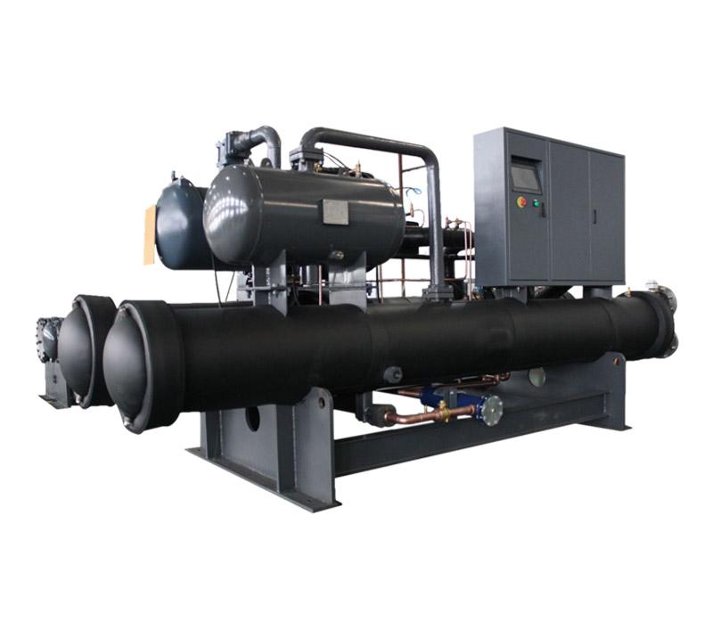 Water Cooled Screw Type Heat Pump Water Heater