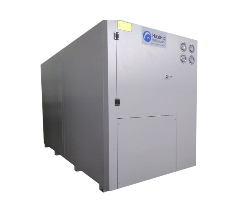 Water Cooled Scroll Type Heat Pump Water Heater