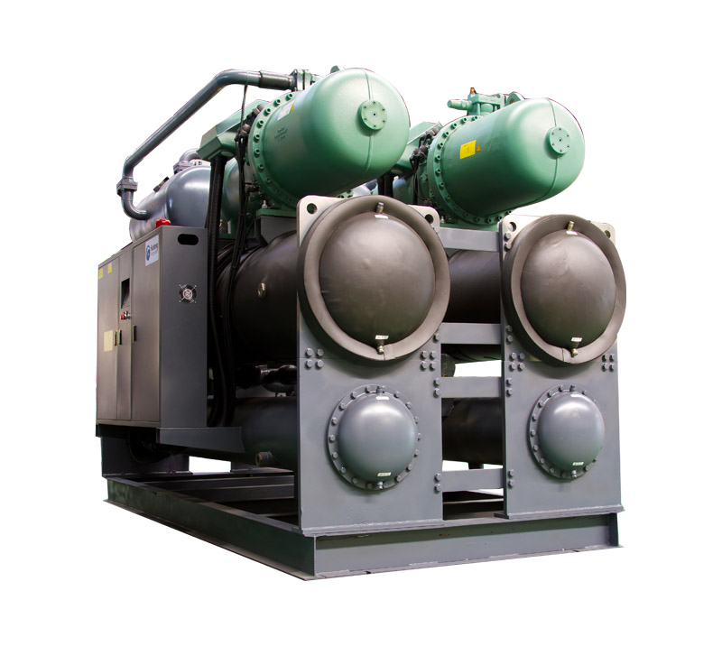 Hard Anodized Dedicated Water Cooled Chiller