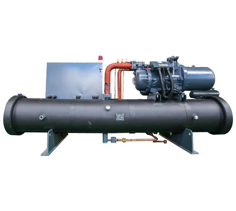 Profiles Oxidation Dedicated Water Cooled Screw Type Freeze Chiller