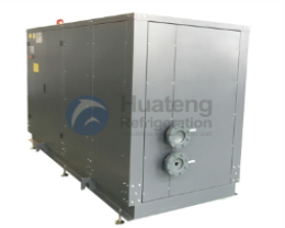 Screw Chiller Characteristics And Construction Of A Compact Screw Chiller