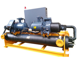 Features Of Water Cooled Screw Chiller
