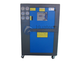 Water Cooled Scroll Chiller Safety System