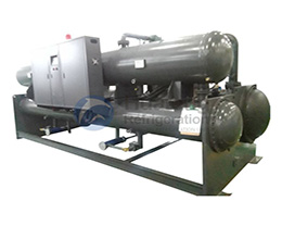 Structural Features Of Air-cooled Chiller And Water-cooled Chiller