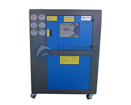 How to Choose Industrial Chiller?
