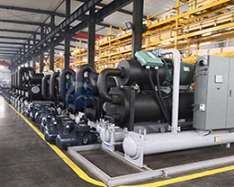 The Main Difference Between Air-cooled Chillers and Water-cooled Chillers