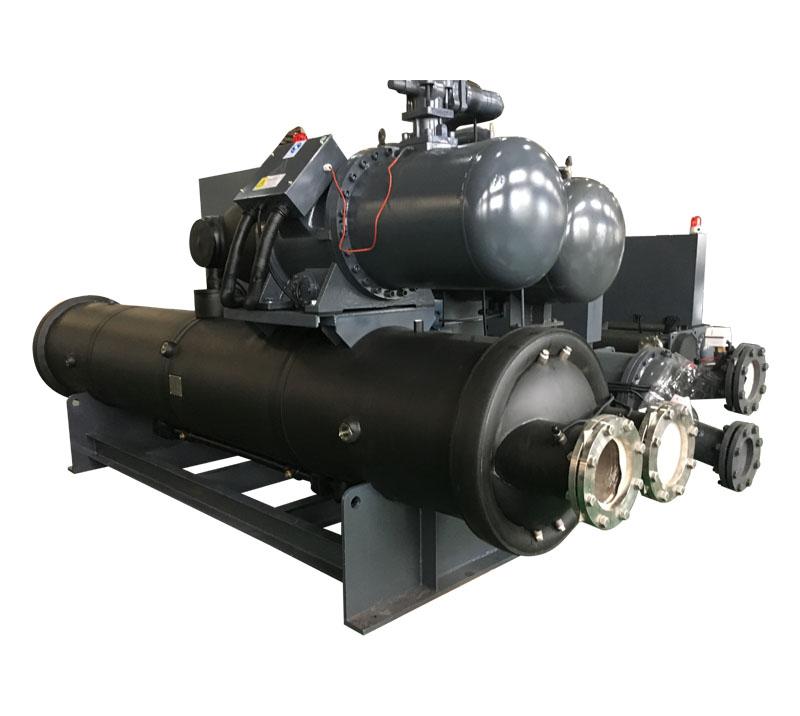 -35 degree Evaporative type low temperature water chiller