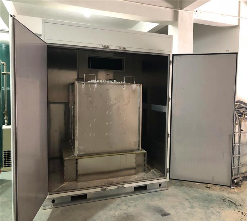 3000kg/day heat pump sludge dryer with environment-friendly