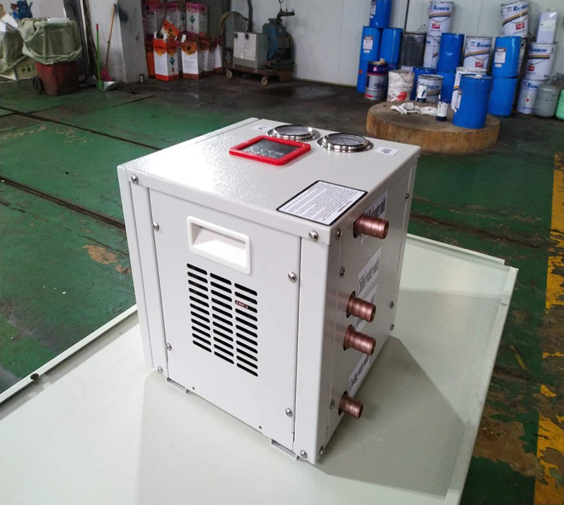 DC Small size portable water chiller