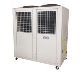 When to Choose an Air-Cooled Chiller?